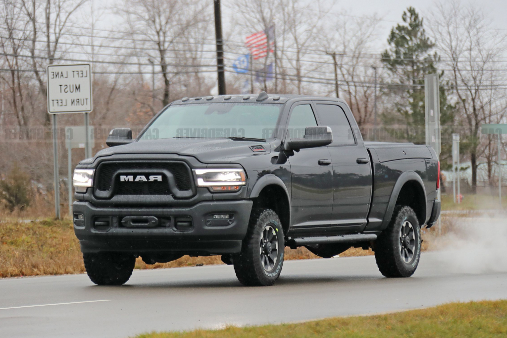 2021 Power Wagon Pictures