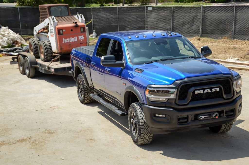 2021 Power Wagon Release Date