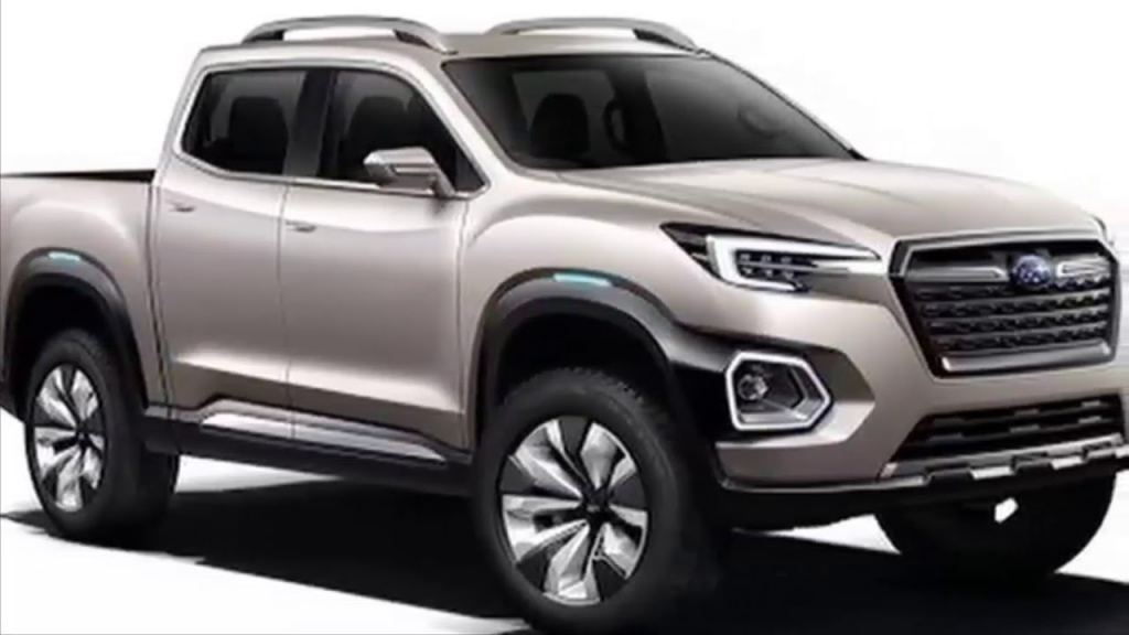 2021 subaru baja pickup concept features price and