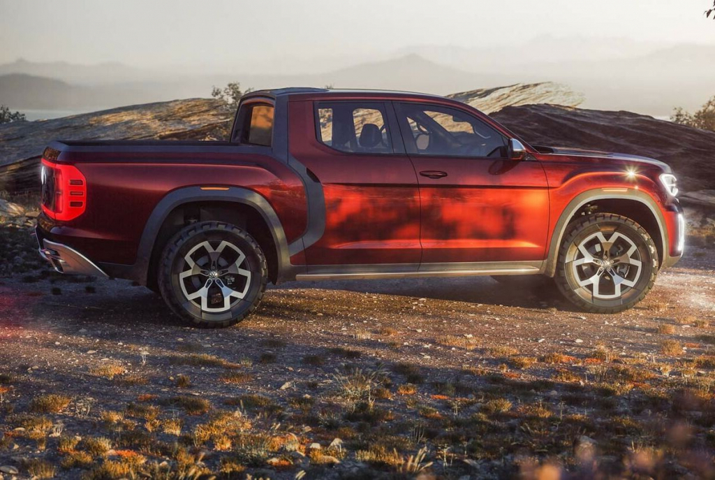 2021 VW Atlas Tanoak Drivetrain