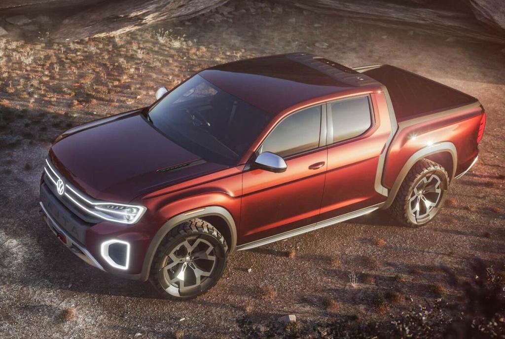 2021 VW Atlas Tanoak Specs | SUV Models
