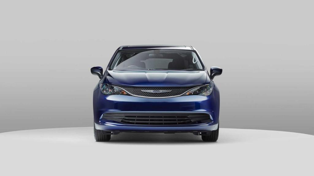 2022 Chrysler Voyager Release Date