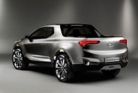 2022 Hyundai Santa Cruz Pictures