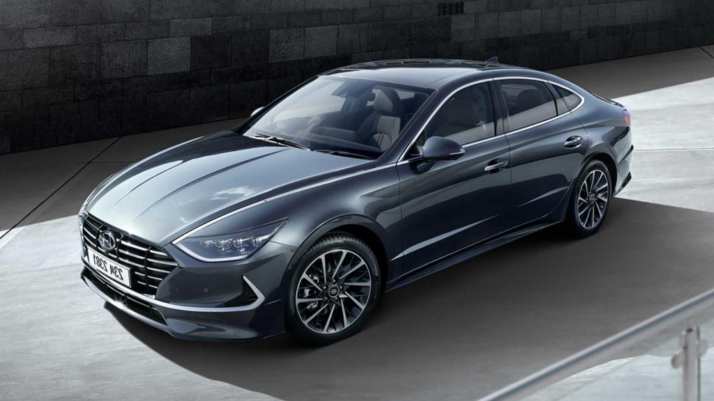 2022 Hyundai Sonata Exterior