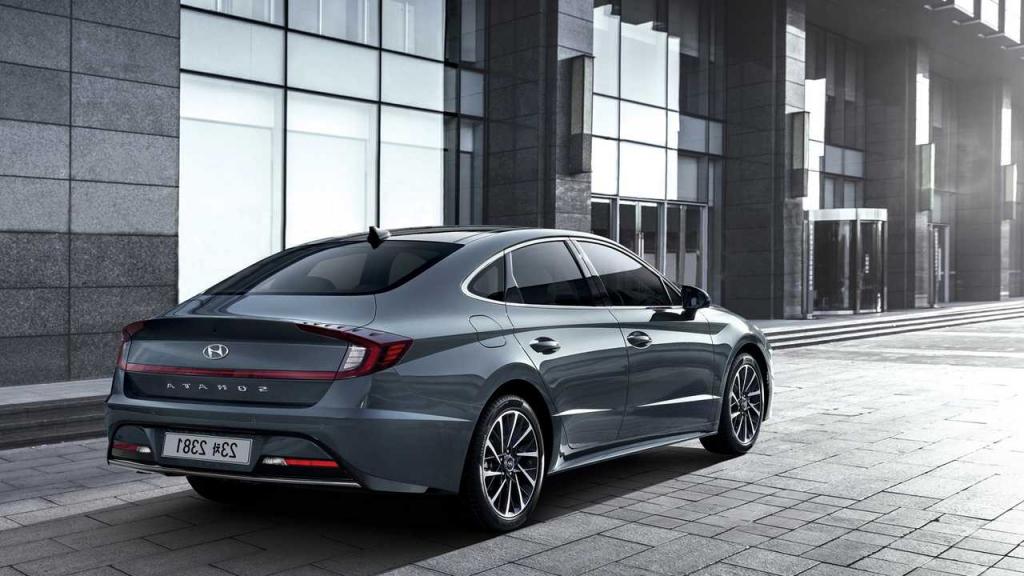 2022 Hyundai Sonata Wallpaper