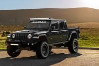 2022 Jeep Gladiator Specs