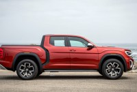 2022 VW Atlas Tanoak Pickup Truck Engine