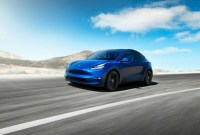 2021 Tesla Model Y Images
