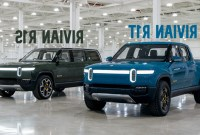 2022 Rivian R1S Pictures