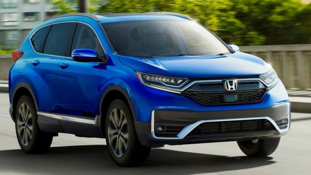 2021 Honda CRV Wallpapers
