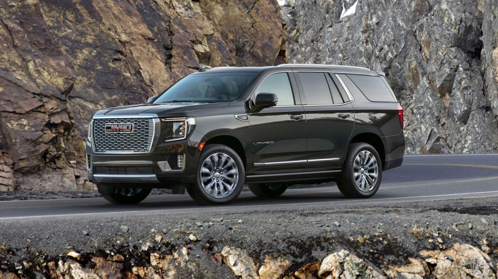 2022 GMC Yukon Engine