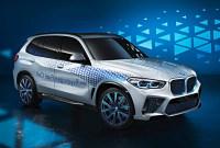 2022 Toyota Mirai Hydrogen Fuel Cell EV Spy Shots