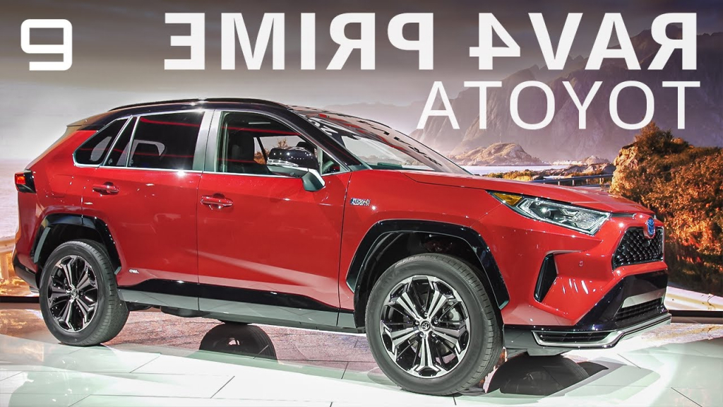 2022 Toyota RAV4 Prime Powertrain