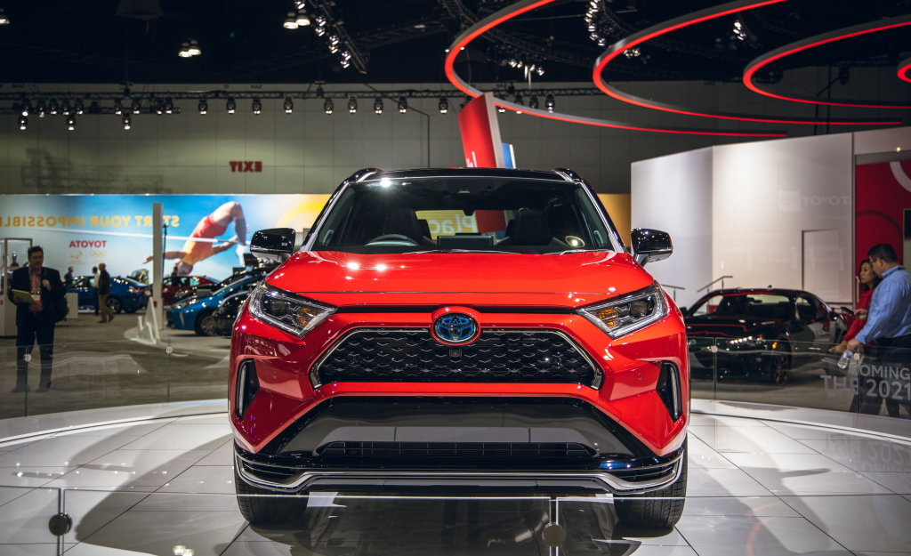 2022 Toyota RAV4 Prime Wallpapers