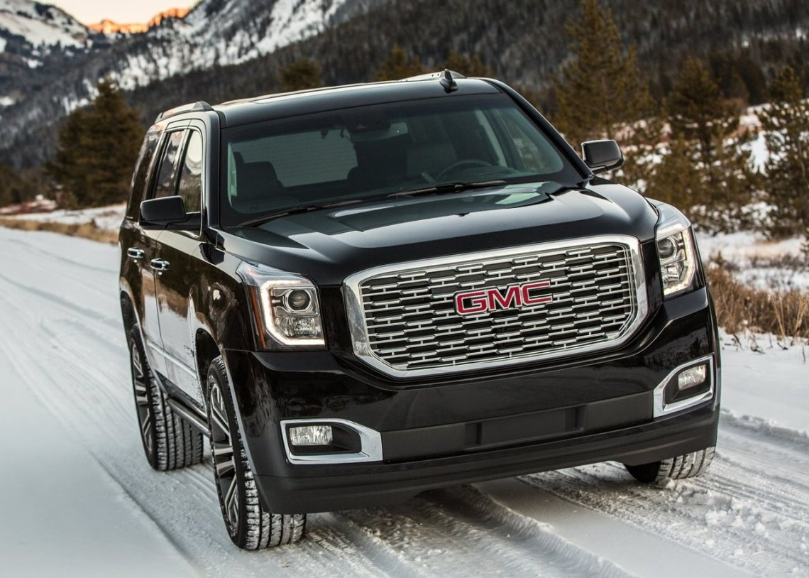 2019 gmc suv redesign price and review car auto trend 2018 2019. Black Bedroom Furniture Sets. Home Design Ideas