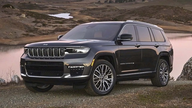 Best Midsize SUVs for 2022 - Jeep Grand Cherokee