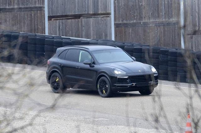 2023 Porsche Cayenne