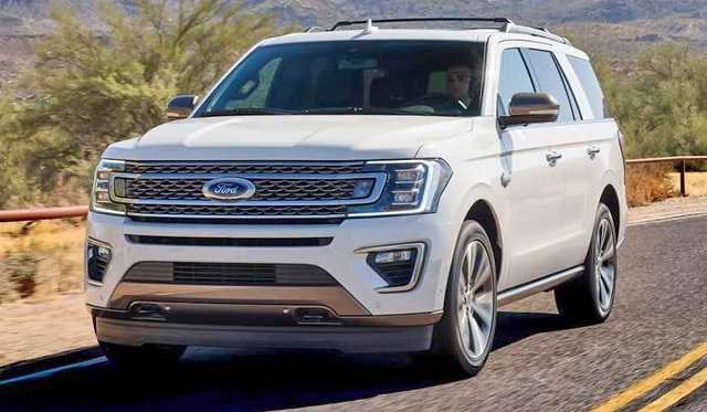 Best Full-size SUVs for 2022 - Ford Expedition