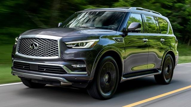 Best Full-size SUVs for 2022 - Infiniti QX80