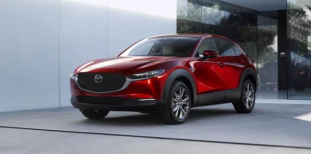 2022 Mazda CX-30