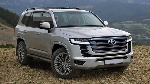 Best Full-size SUVs for 2022 - Toyota Land Cruiser