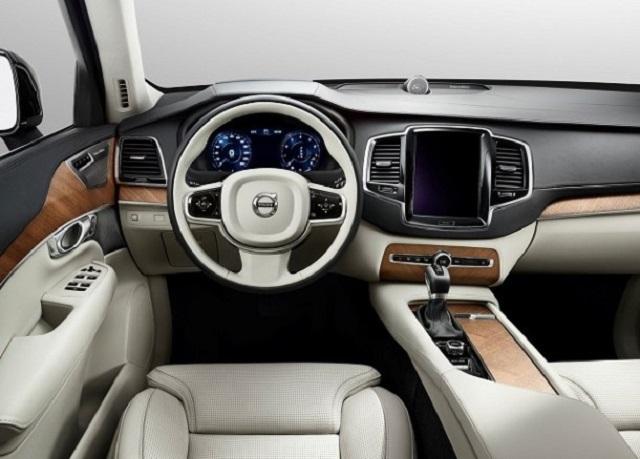 2022 Volvo XC70 interior