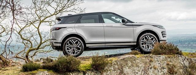2022 Range Rover Evoque side
