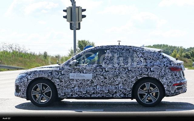 2023 Audi Q5 side