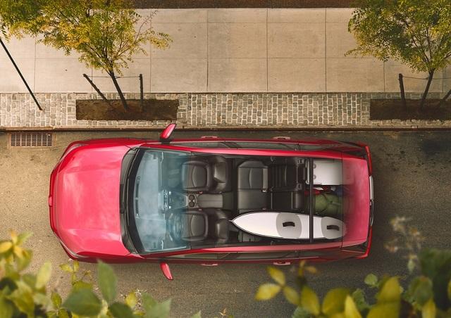 2023 Toyota RAV4 seats