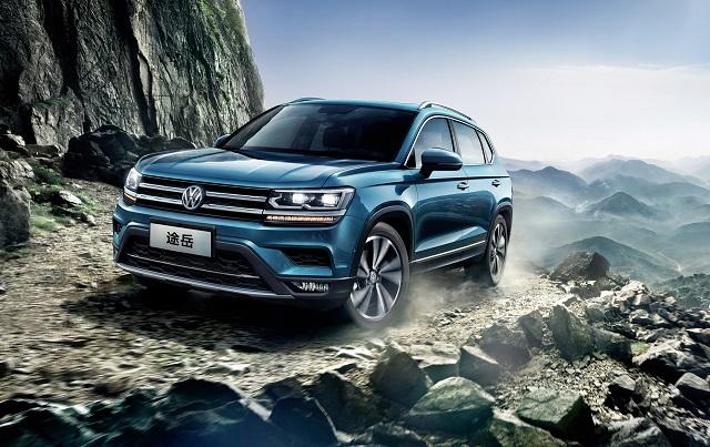 2021 Volkswagen Tarek New Small Suv For America Suvs
