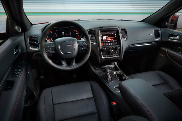 2019 Dodge Durango interior view