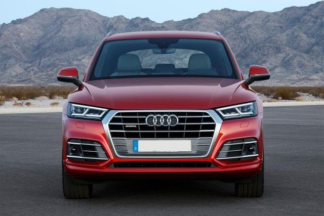 2019 Audi Q5 front