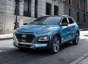 2019 Hyundai Kona front