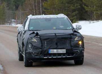 2019 Cadillac XT4 front
