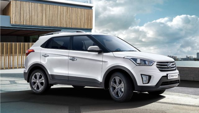 2019 Hyundai Creta side