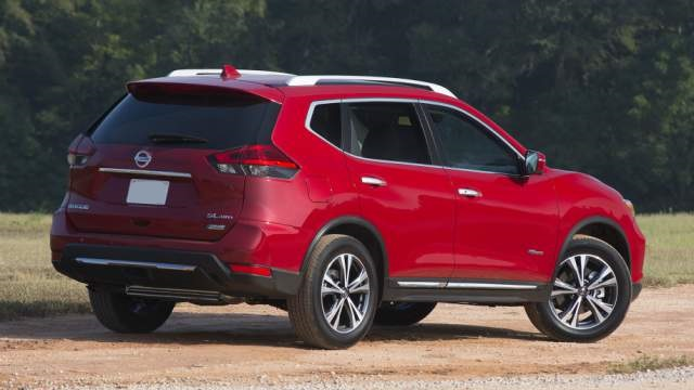 2019 nissan rogue hybrid returns into salons  suvs daily