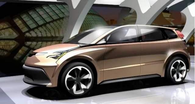 2020 Toyota Highlander concept