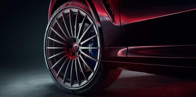 2018 BMW Alpina XD4 wheels