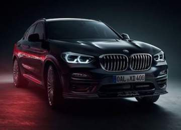 2018 BMW Alpina XD4