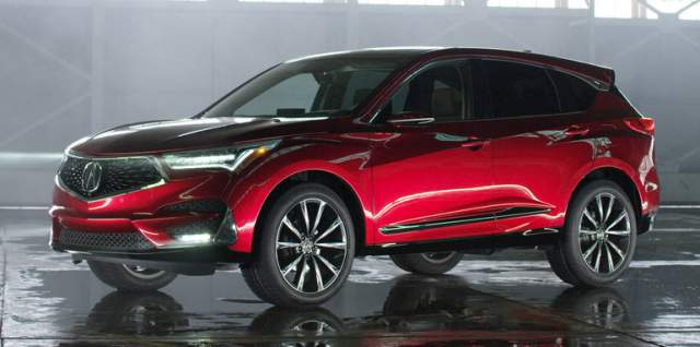 2019 acura cdx hybrid fuel economy and release date in usa