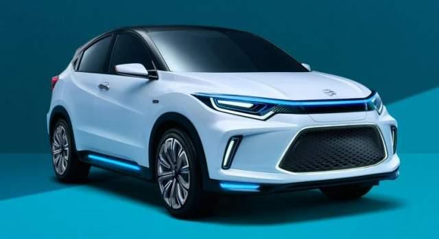 Honda Everus EV