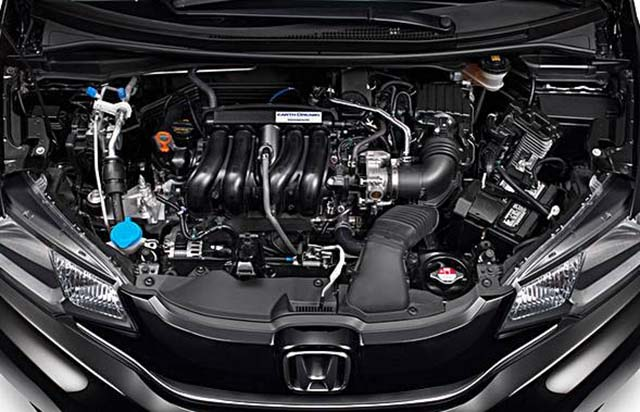 2019 Honda CR-V Hybrid engine