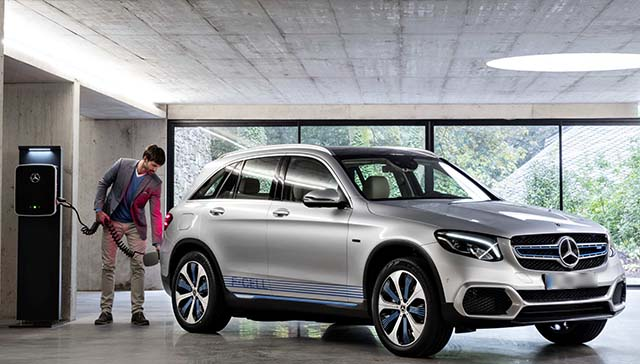 2019 Mercedes-Benz GLC f cell
