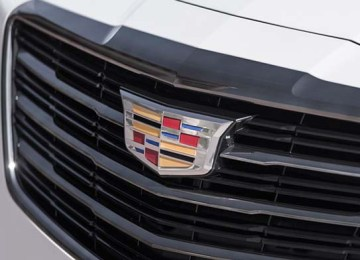 2020 Cadillac XT9 grille