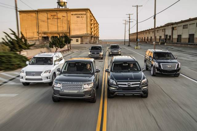 2019 Best Luxury SUVs