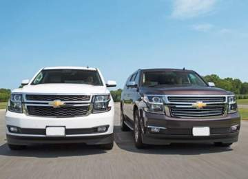 2019 Chevy Tahoe Premier Plus