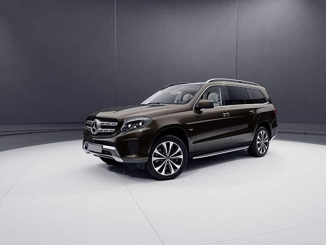 2019 Mercedes GLS concept
