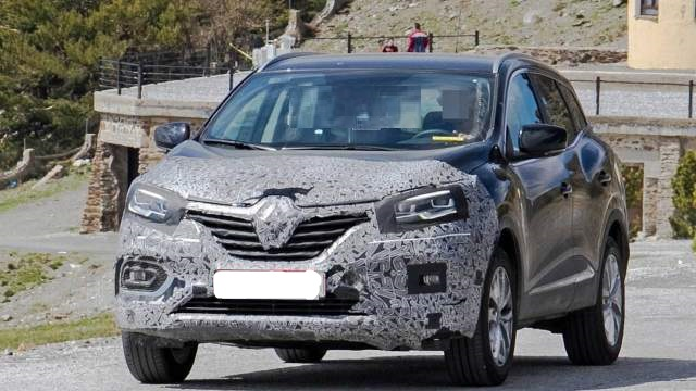 2019 Renault Kadjar facelift