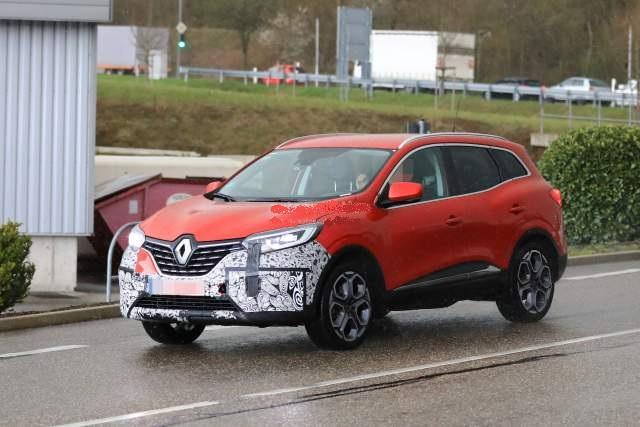 2019 Renault Kadjar restyling