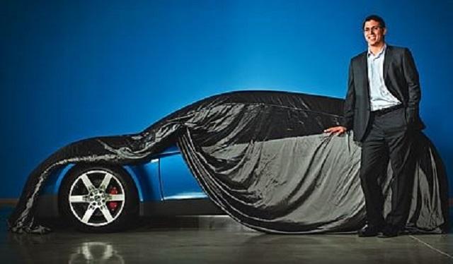 RIVIAN SUV debut